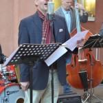 Solisti ja demokraattinen johtaja M. Lagerspetz